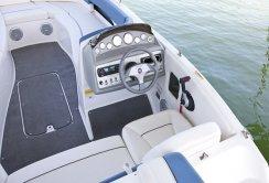 Bayliner deck boats