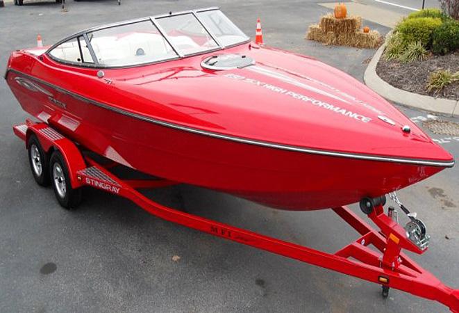 купить лодку stingray 230