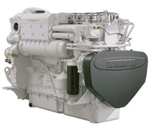Yanmar судовой двигатель