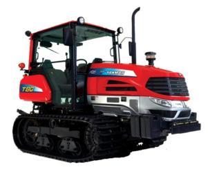 Тракторы Yanmar