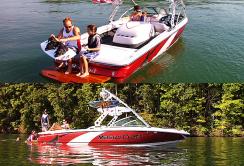 MasterCraft Xseries boats