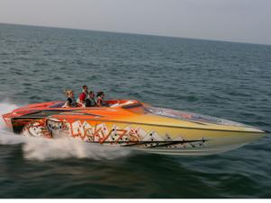 быстроходные катера