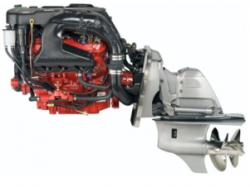 Volvo Penta бензин