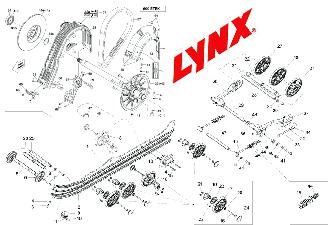Lynx запчасти